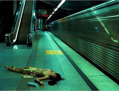 subway death